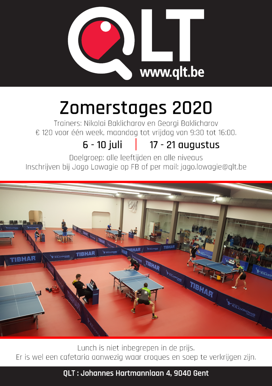 Flyer zomerstage